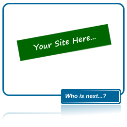 Your site could be here...