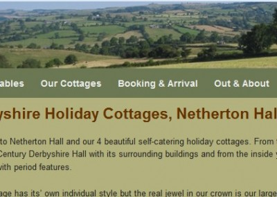 Netherton Hall Holiday Cottages
