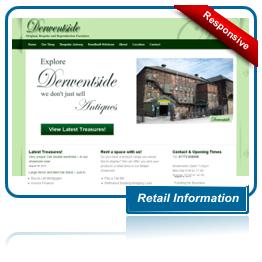 Derwentside Home Centre Website